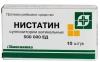 Нистатин при молочнице - инструкция по применению