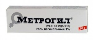 Метрогил гель при молочнице